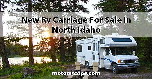 New RV Carriage  for sale in North Idaho