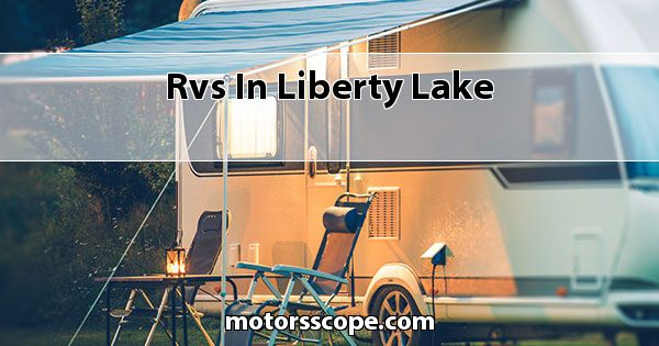 RVs  in Liberty Lake