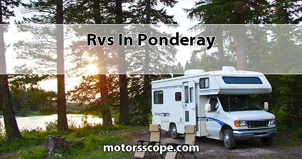RVs  in Ponderay