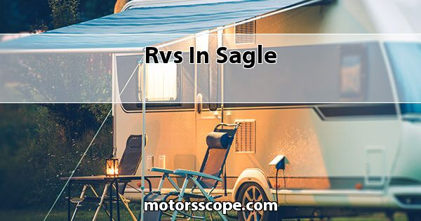 RVs  in Sagle