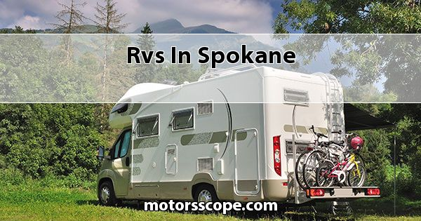 RVs  in Spokane