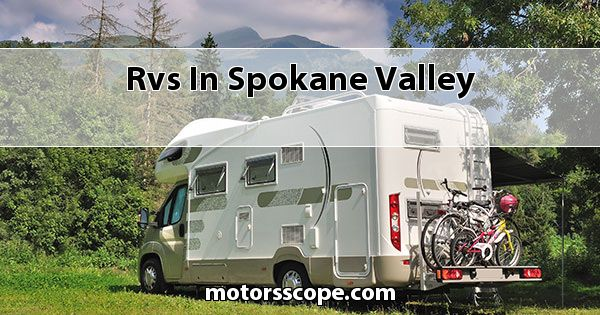 RVs  in Spokane Valley
