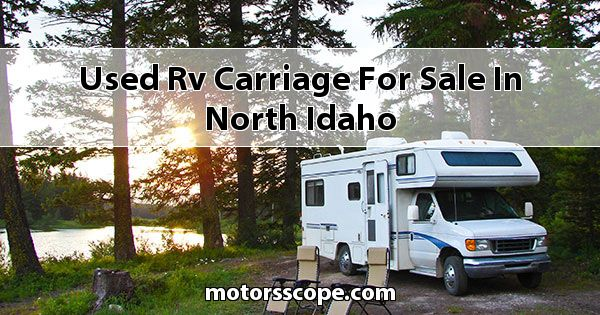 Used RV Carriage  for sale in North Idaho